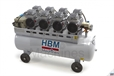 Kompressor HBM 500-120 OF Oljefri